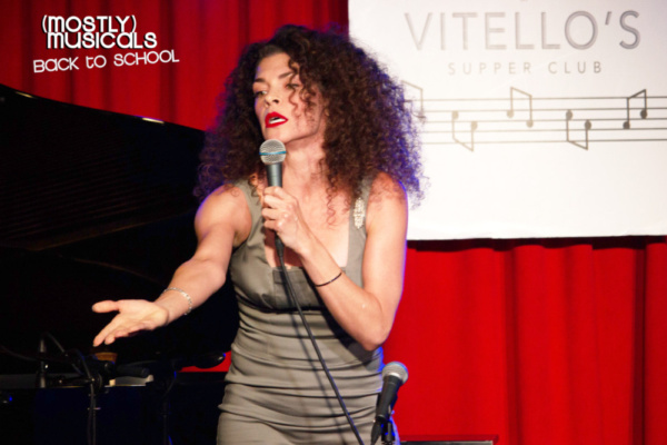 Photo Flash: Photo Flash: (mostly)musicals Went BACK TO SCHOOL At Vitello's