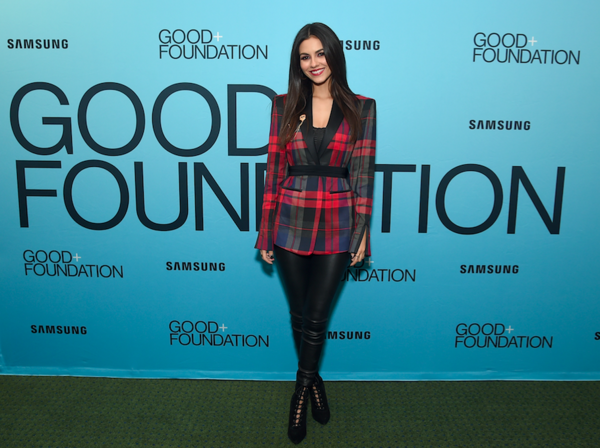 Photo Flash: See Jerry Seinfeld, Chrissy Teigen, and More at the GOOD+ Foundation 'An Evening of Comedy + Music' Benefit