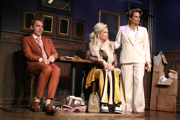 Photo Flash: The Game is Afoot in MTC's THE NAP