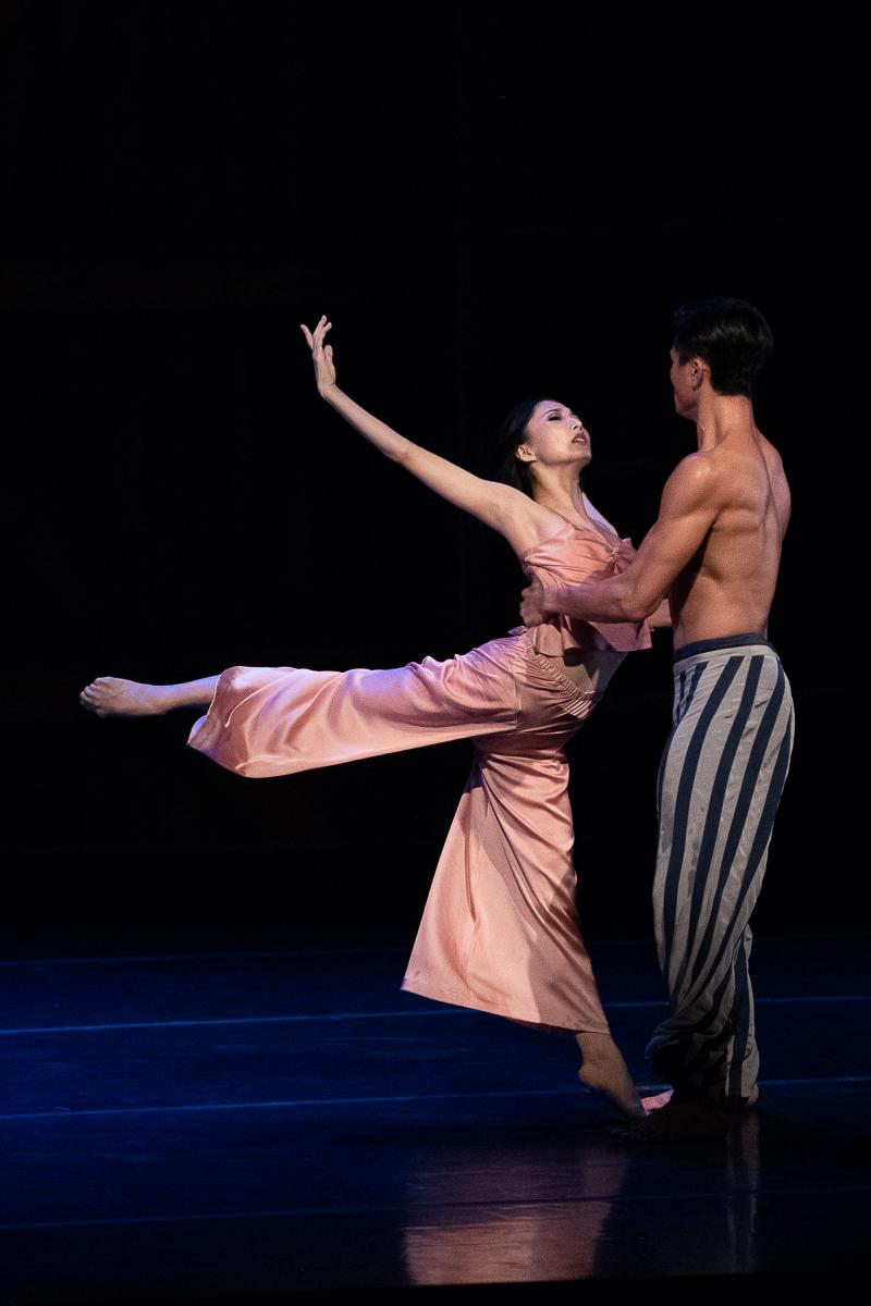 BWW Interview: Principal Dancer Chun Wai Chan Talks Houston Ballet at Miller Outdoor Theatre