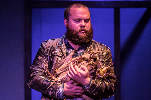 Photo Coverage: First look at Warehouse Theatre Columbus' BURIED CHILD