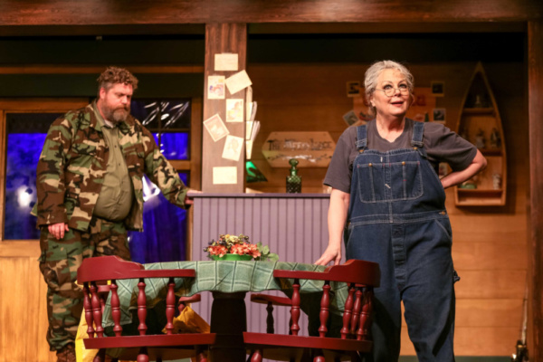 Photo Flash: First Look at THE FOREIGNER At Tacoma Little Theatre