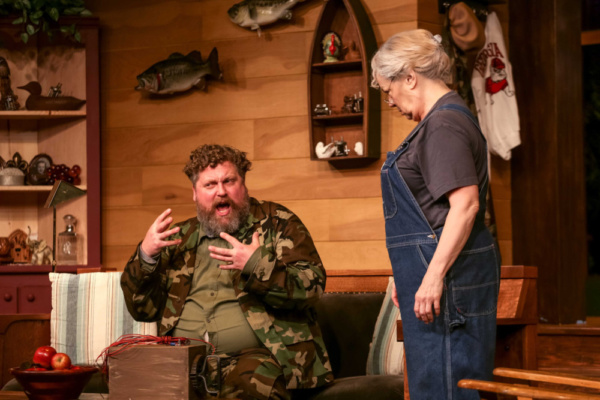 Froggy (Mikel Michener) & Betty (Jen Aylsworth) Photo