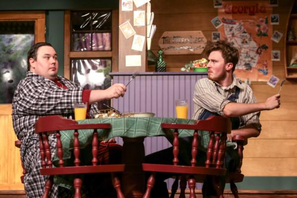 Charlie (Blake R. York) & Ellard (Charlie Stevens) Photo