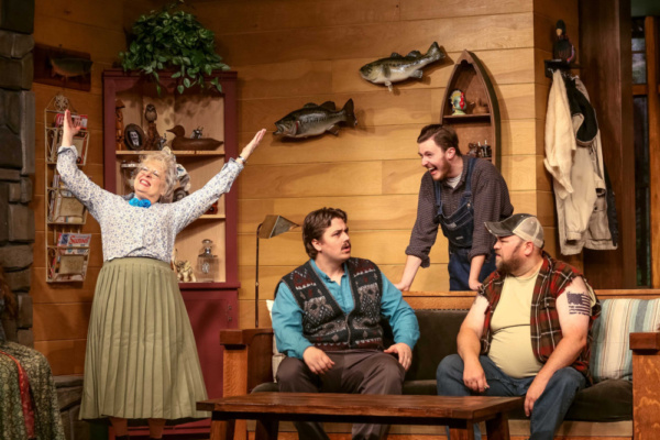 Betty (Jen Aylsworth), David (Cody Wyld Flower), Ellard (Charlie Stevens) & Owen (Bri Photo