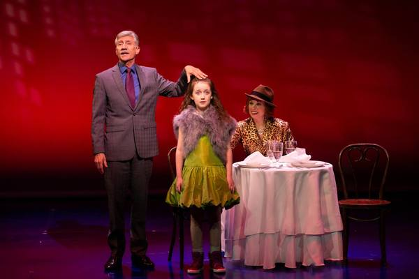 David Garrison, Sarah McKinley Austin and Carolee Carmello