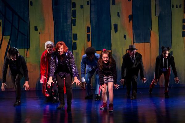 Photo Flash: More Photos of Carolee Carmello, Andrea Burns and More in Two River's PAMELA'S FIRST MUSICAL