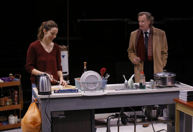 BWW Review: ACT's SKYLIGHT Provokes, Ends, and then Ends Again