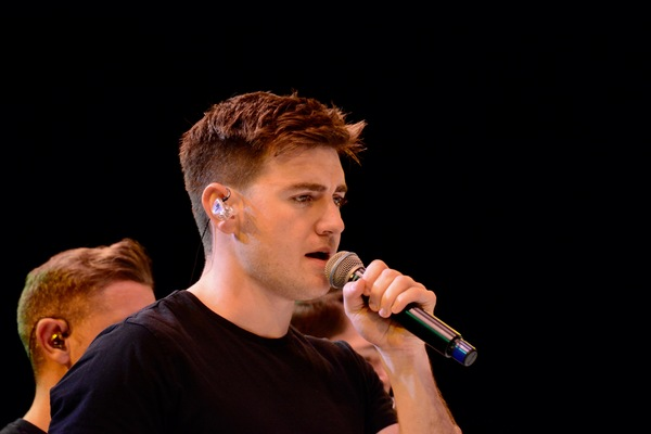 Photo Coverage: At Sound Check with CELTIC THUNDER X at NYCB Theatre at Westbury