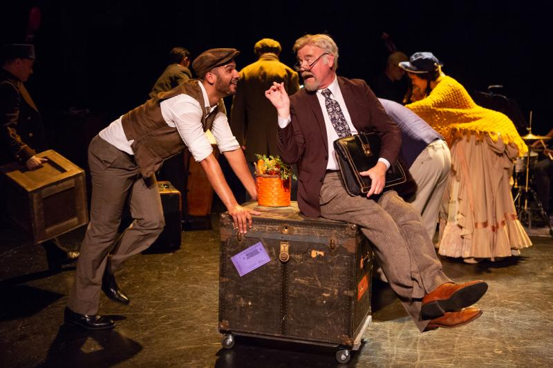 BWW Review: Something is So Right About THE WRONG BOX at Theatre for the New City