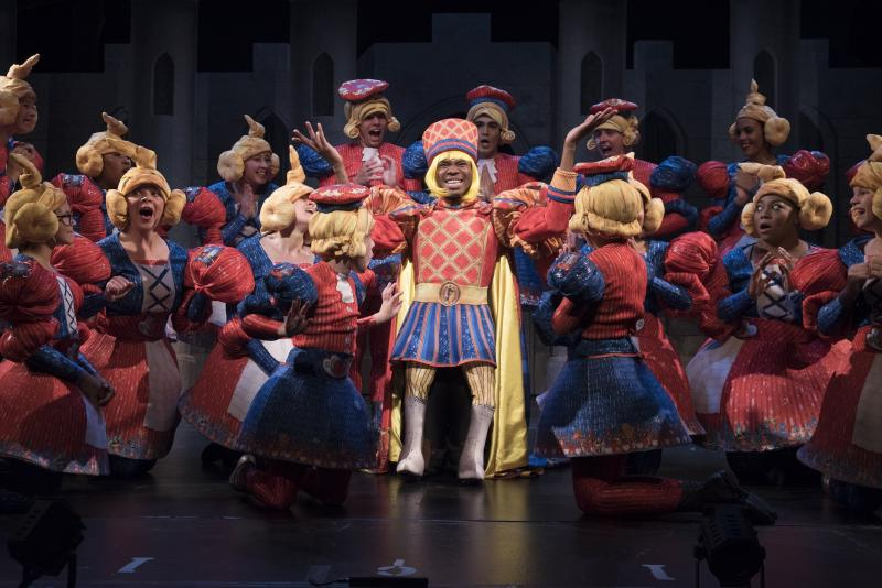 BWW Review: SHREK THE MUSICAL at Omaha Community Playhouse is a Big, Bright, Beautiful Show