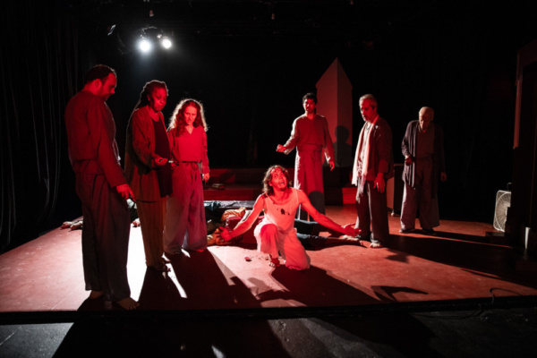Photo Flash: Medicine Show Theatre Presents CALIGULA