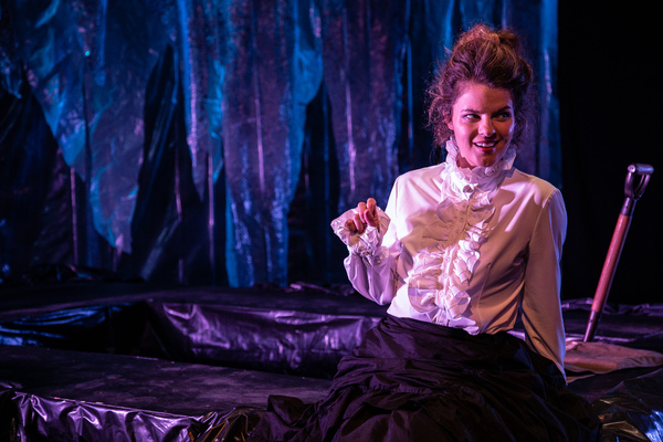 Photo Flash: First Look at MARY'S MONSTER at Know Theatre