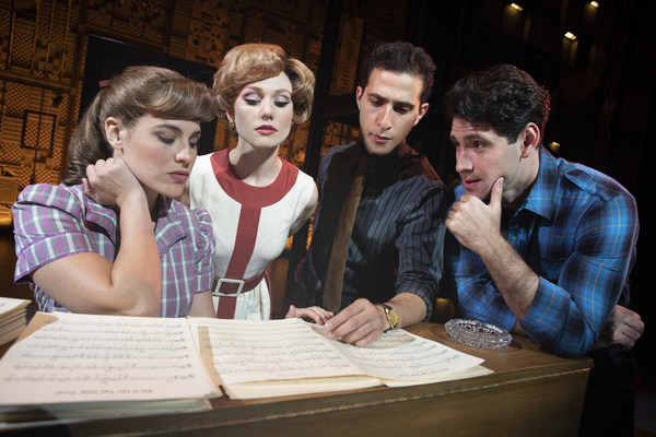 Photo Flash: The National Tour of BEAUTIFUL - THE CAROLE KING MUSICAL Returns to D.C.