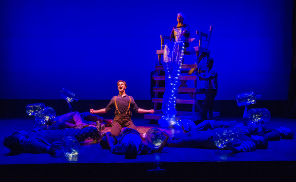 Photo Flash: Sail the High Seas with Argyle Theatre's PETER AND THE STARCATCHER