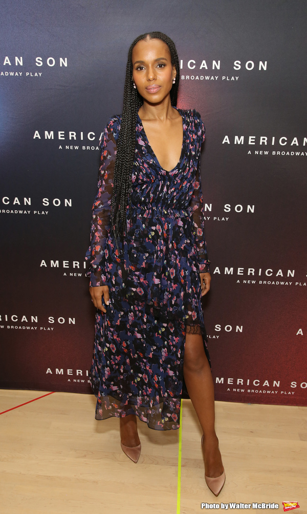 Photo Coverage: The Cast of AMERICAN SON Meets the Press