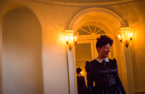 Photo Flash: Philadelphia Theatre Presents MARY ROSE at Woodlands Cemetery