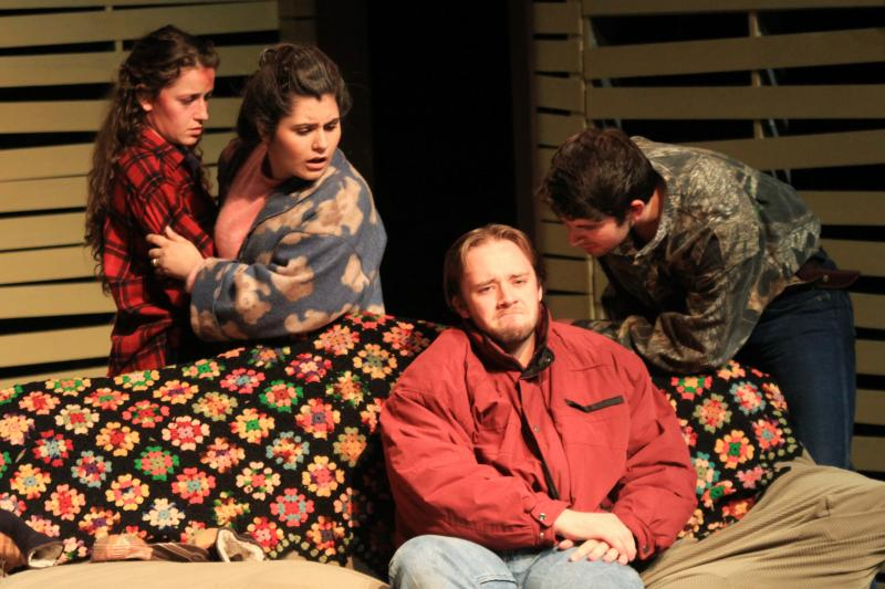 BWW Review: A LIE OF THE MIND at Nebraska Wesleyan University Theatre Gets Into Your Head