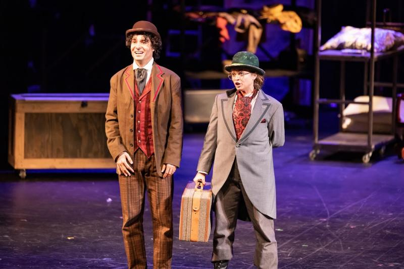 BWW Review: AROUND THE WORLD IN 80 DAYS Is Your Imagination Personified at A.D. Players
