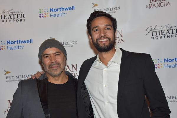 Enrique Cruz DeJesus and Deven Kolluri Photo