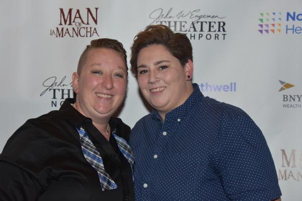 Julianne B. Merrill and Meg Elliot Photo