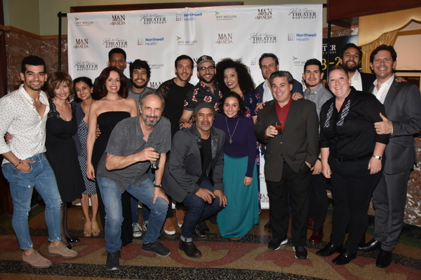 Peter Flynn (Director), Nandita Shenoy (Associate Choreographer), Julianne B. Merrill (Conductor) with the cast that includes-Richard Todd Adams, Janet Dacal, Enrique Cruz DeJesus, Juan Luis Espinal, Diego Gonzalez, Garfield Hammonds, Deven Kolluri, Steve