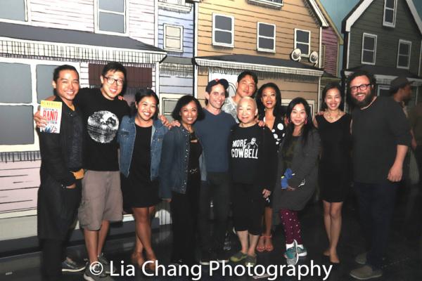 Jake Manabat, Raymond J. Lee, Baayork Lee, Garth Kravits, Lori Tan Chinn, Daniel May, Photo