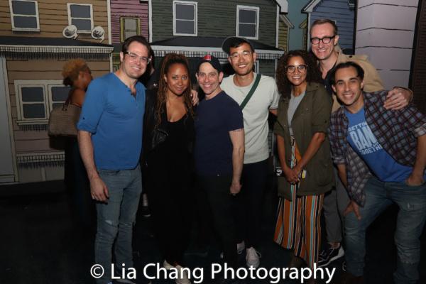 Mitchell Jarvis, Tracie Thoms, Garth Kravits, Daniel K. Isaac, Talia Thiesfield, Adam Photo