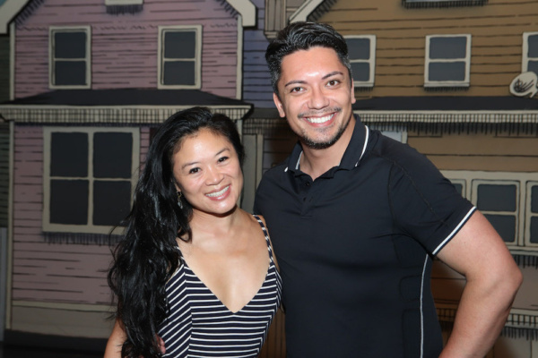 Photo Flash: Tracie Thoms, Eric William Morrisand More Visit GETTIN' THE BAND BACK TOGETHER