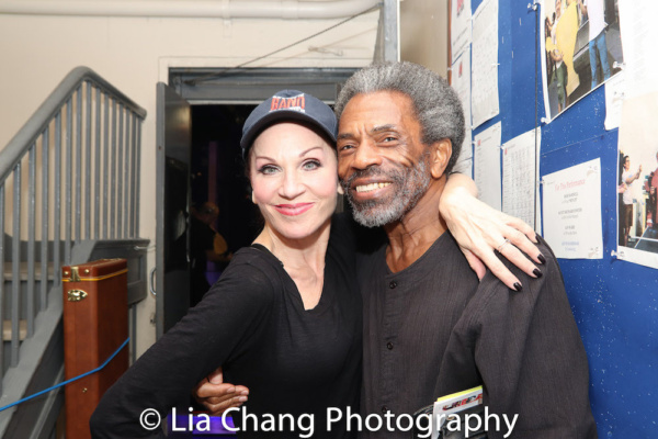 Marilu Henner and Andre De Shields Photo