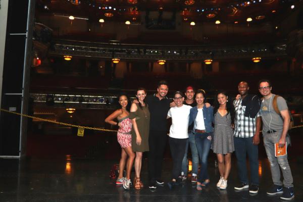 J. Elaine Marcos, Meredith, Jon Hoche, Garth Kravits, Ryan Duncan, Lia Chang, Kristen Photo