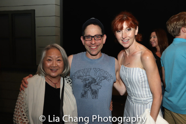 Virginia Wing, Garth Kravits and Erin Maguire Photo