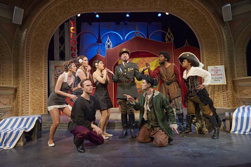 BWW Review: Sprightly, Sassy PIRATES OF PENZANCE Closes TAM Season