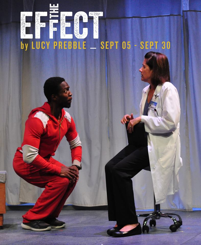 BWW Review: THE EFFECT at UNICORN THEATRE In Kansas City