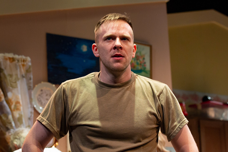 "BWW Review: HIR at Shakespeare & Company pushes boundaries in a powerful examination of why people ""DO"" like they ""DO""."
