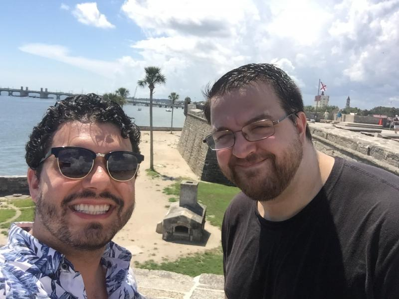 The 'Broadwaysted' Podcast Visits 'Kevin's Corner' in his Florida Hometown