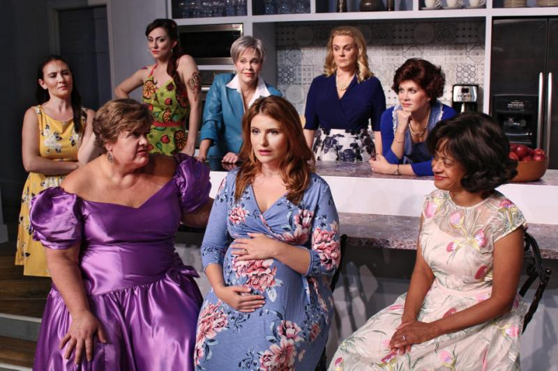 BWW Review: MORNINGSIDE Gives Baby Shower Expectations a Shake-Up at New Stage Theatre in Jackson