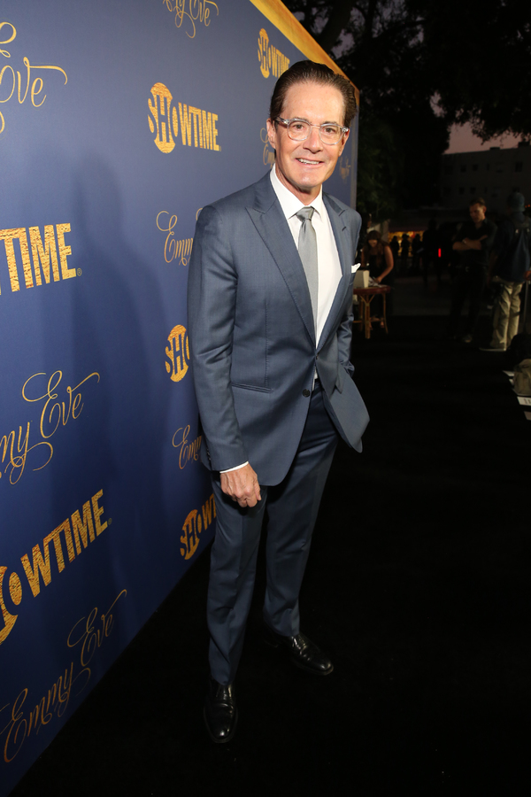 Photo Flash: Andrew Rannells, Mandy Patinkin and More Attend Showtime's Pre-Emmys Celebration