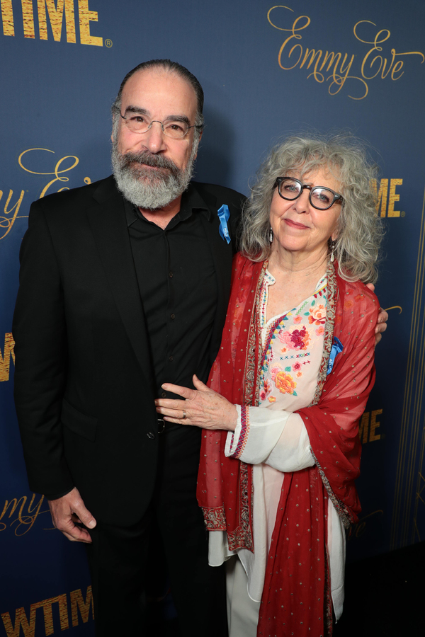 Mandy Patinkin and Kathryn Grody  Photo