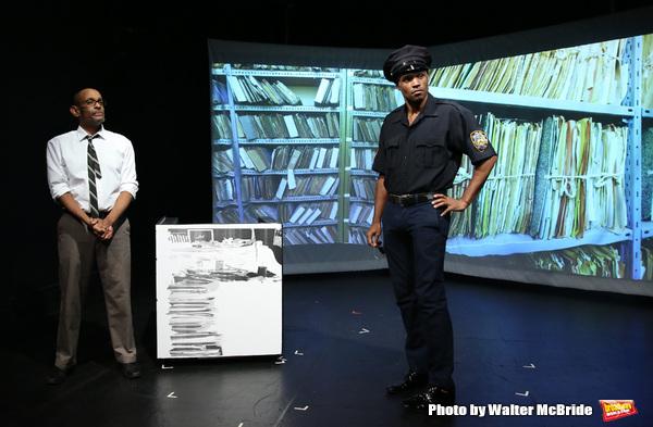 """Royston Scott and Justin Law from the Cast of """"Tony Stinkmetal's SlashR"""" Photo"""