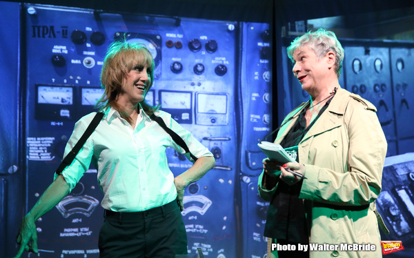 "Nora Burns and Colleen O'Neill from the Cast of ""Tony Stinkmetal's SlashR"" Photo"