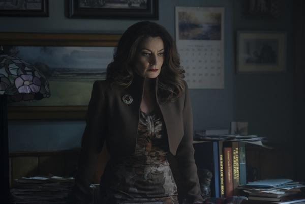 MARY WARDWELL / MADAM SATAN (Michelle Gomez) is Sabrina's favorite teacher and Photo
