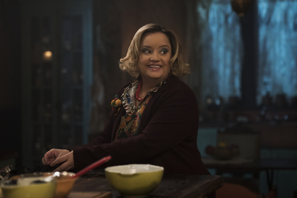 Photos: See the Character Images Debut for CHILLING ADVENTURES OF SABRINA