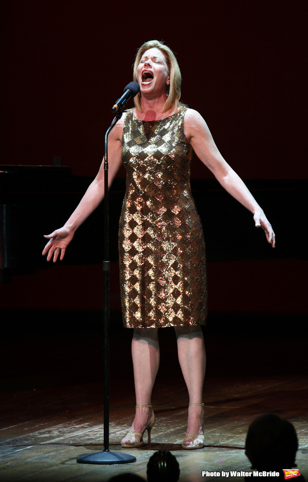 Photo Flash: Remembering the Great Marin Mazzie