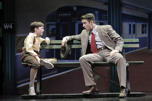 Robbie Berson and Corey Cott in LAST DAYS OF SUMMER