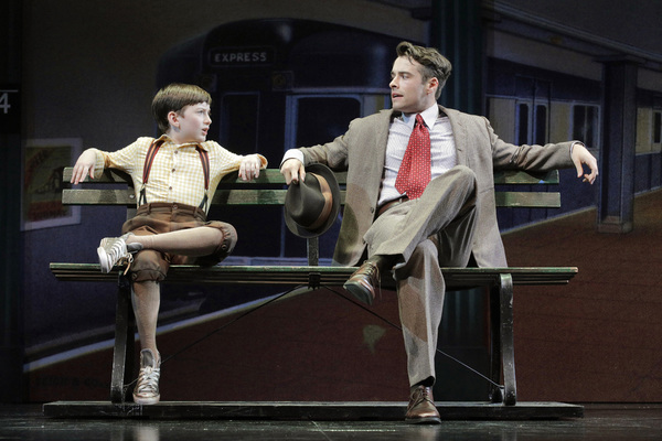 Photo Flash: First Look At Corey Cott in the New Musical LAST DAYS OF SUMMER in Kansas City
