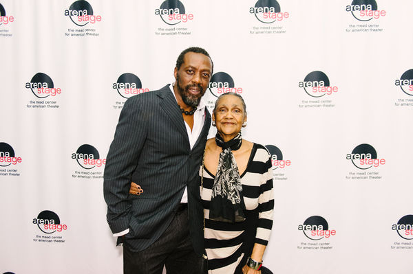Edwin Lee Gibson (Dick Gregory) and Lillian Gregory Photo