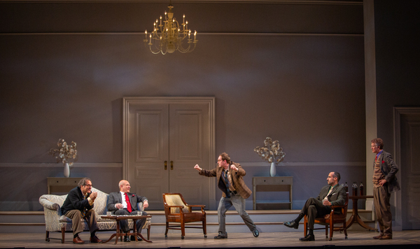 Photo Flash: Get A First Look At The Regional Premiere Of OSLO