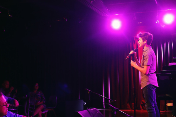 Photo Flash: Inside (YOUNG) BROADWAY SERIES At The Green Room 42