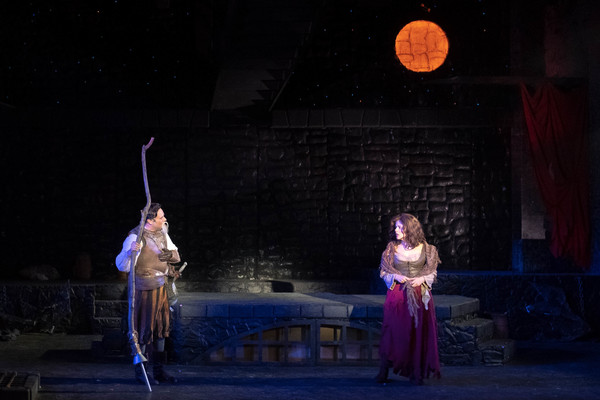 Photo Flash: MAN OF LA MANCHA at the John W. Engeman Theater